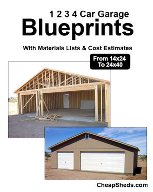 2 3 car garage plans blueprints 1995 1 2 3 4 car garage blueprints malvernweather Image collections