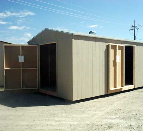 Gable Shed Plans Only 7 95