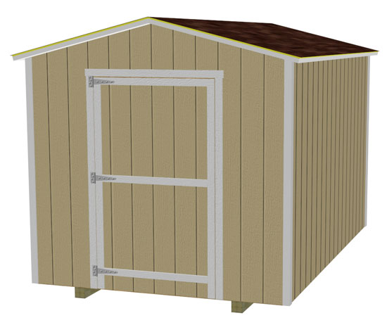 Detail build shed estimate cost guide in building for Shed construction cost estimator