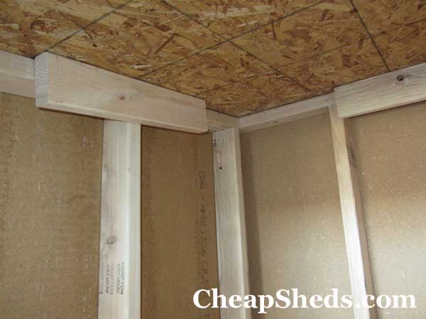 Cheap storage sheds