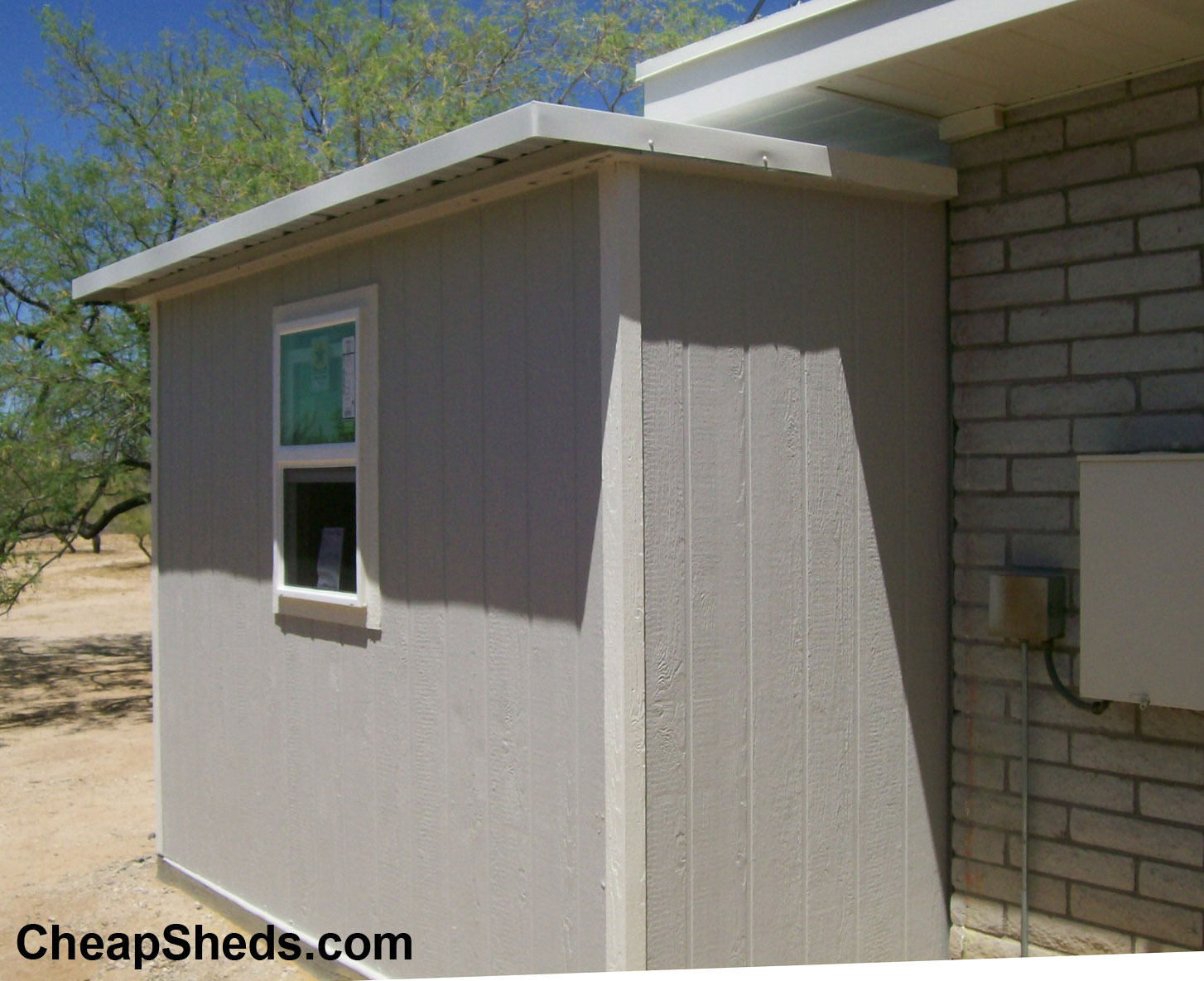 How To Build A Lean To Style Shed