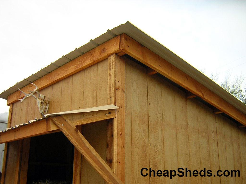 Shed building cost estimator online