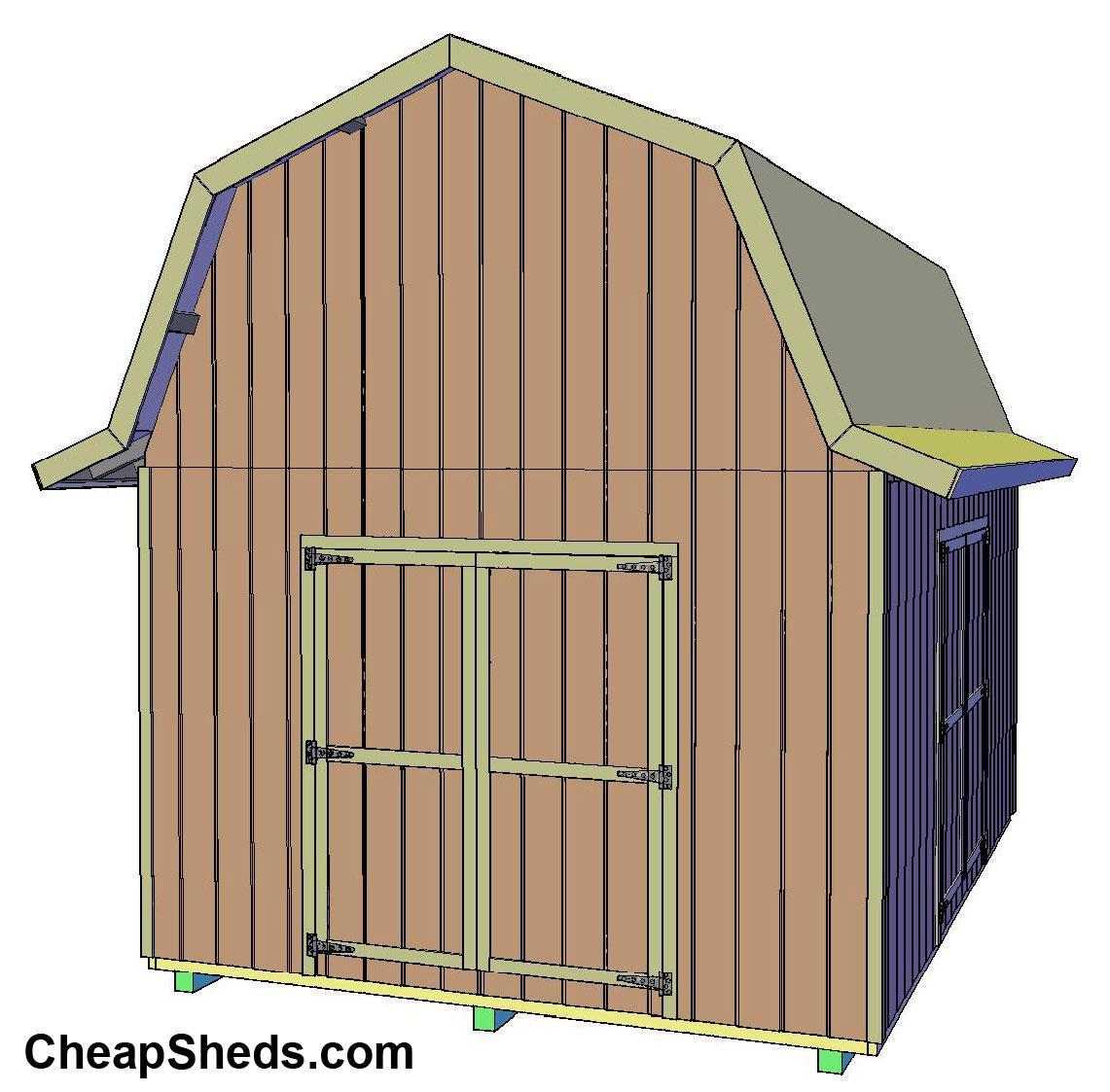 Build Your Own Shed Shedhelpers