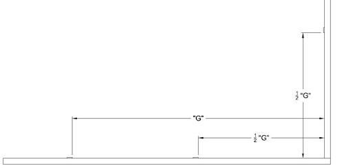temporary truss jig layout