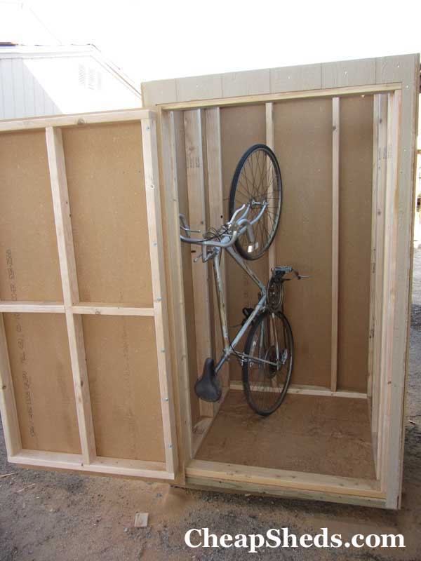 Kiala motorcycle sheds plans for Motorcycle storage shed